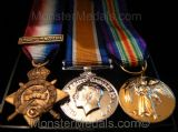 MINIATURE WW1 MEDALS